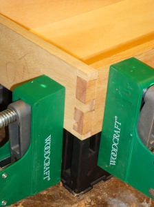 Through Dovetails