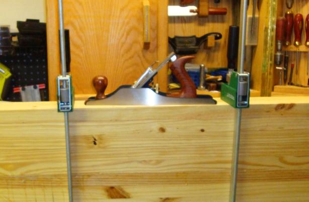 changeable wood working benchtops