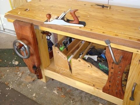 small wood shop